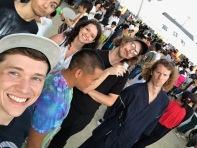 Tomie Matsuri crowd