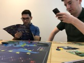 Trying to figure out how to play pandemic in Japanese