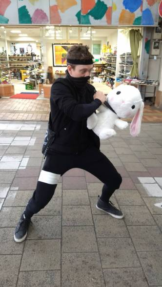 no mercy for the bunny