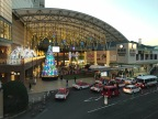 #64 Nagasaki Station at Christmas